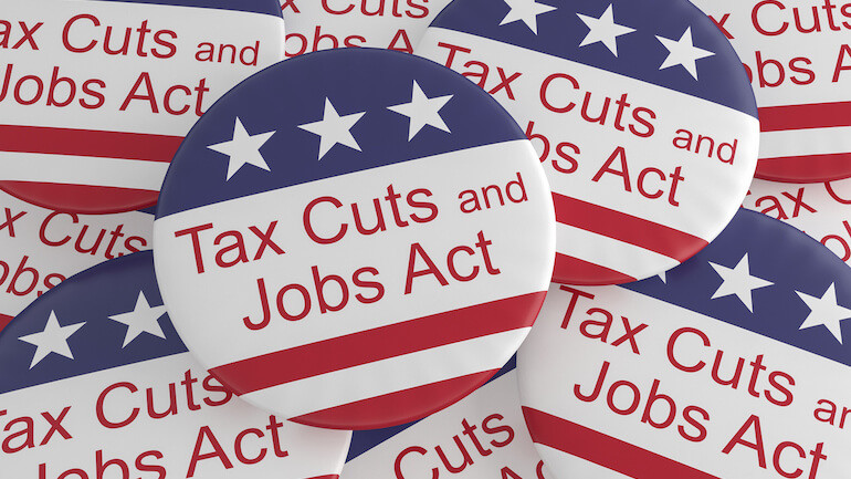 Campaigns for the Tax Cuts and Jobs Act