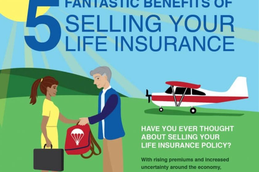 5 fantastic benefits of selling your life insurance