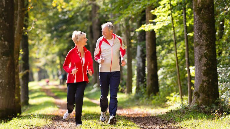 "A couple on a run wondering,""Can I Sell My Whole Life Insurance Policy For Cash?"""