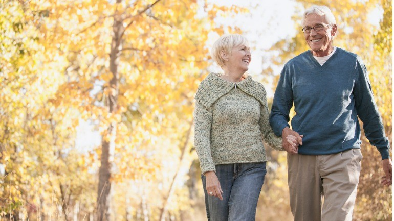 Seniors walking, do I need long term care insurance.